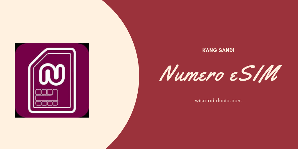 Numero esim pembuat nomor telepon virtual