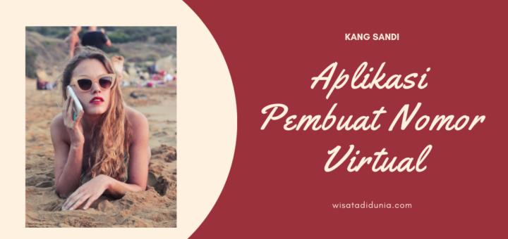 aplikasi pembuat nomor hp virtual indonesia