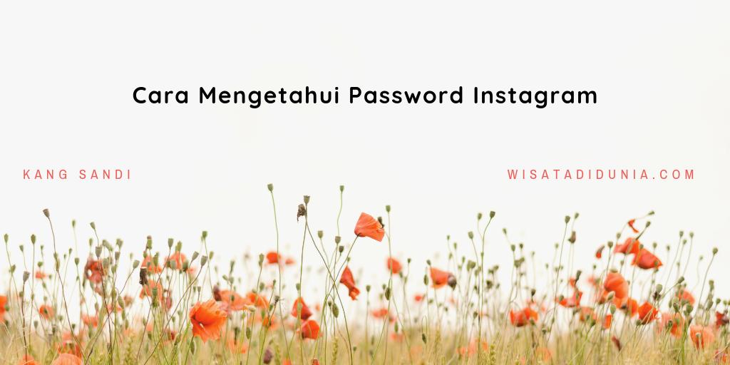 Cara Mengetahui Password Instagram dengan html dan cmd