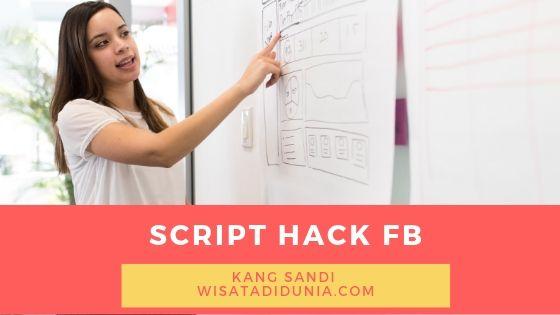 kode script hack fb html