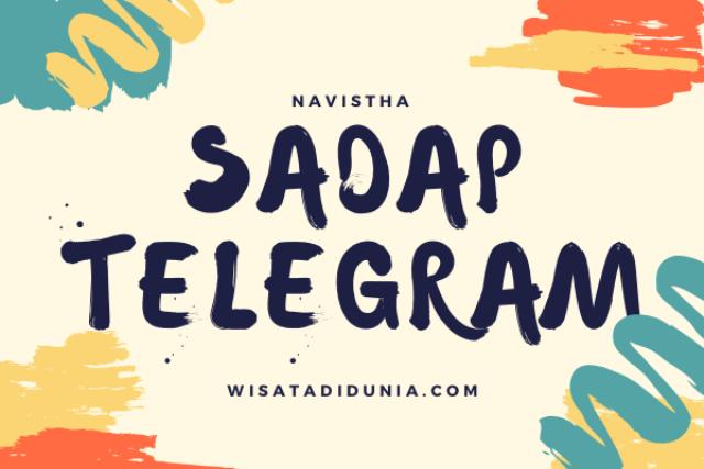 cara menyadap telegram