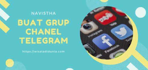 Cara Membuat Grup dan Channel Telegram