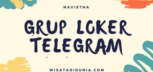 Grup Telegram Lowongan Kerja