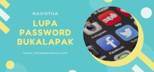 Lupa Password Bukalapak