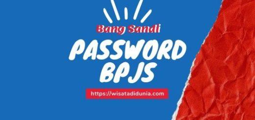 Cara Mengatasi Lupa Password Bpjs