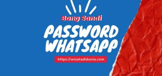 Cara Mengatasi Lupa Password Whatsapp