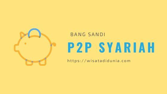 daftar investasi p2p lending syariah terbaik