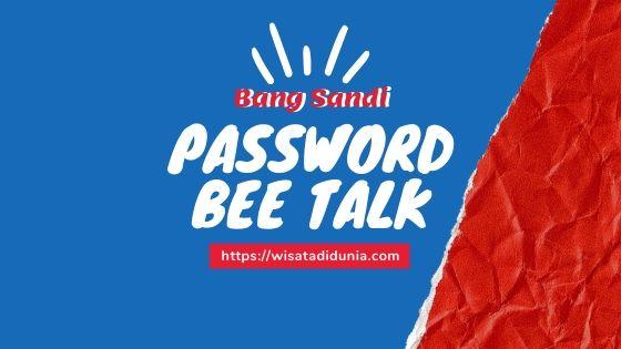 Cara mengatasi lupa password beetalk