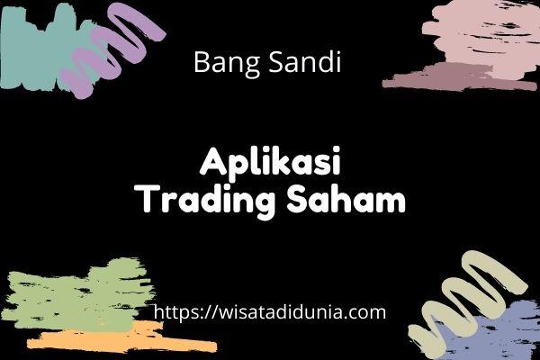 5 Aplikasi Trading Saham Terbaik Resmi Indonesia
