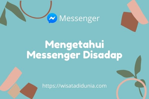 cara mengatasi messenger disadap